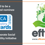 EFT Consult shortlisted for the ECA 2021 Awards